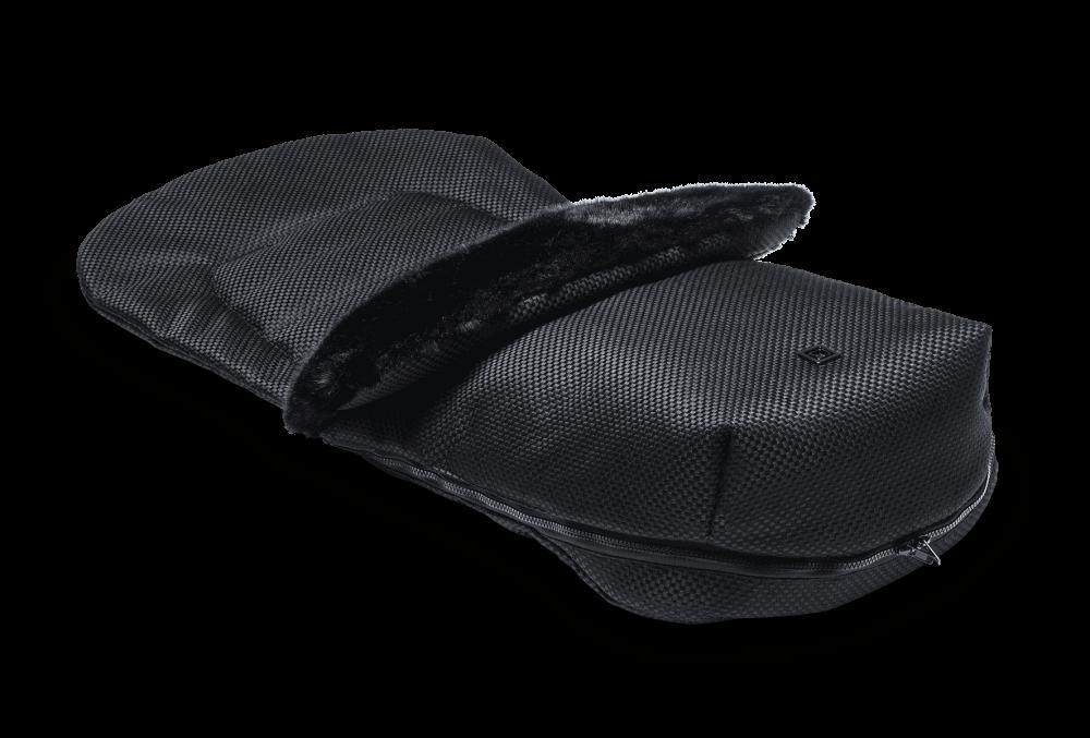 Конверты для коляски Moon Конверт в Коляску Moon Foot Muff Panama Black (802) 2019 FUSSSACK_68000043-802_PANAMA_BLACK-110841e4.png