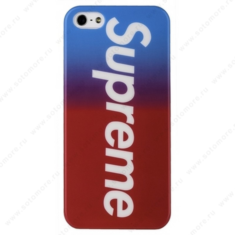 Накладка Supreme для iPhone SE/ 5s/ 5C/ 5 вид 2
