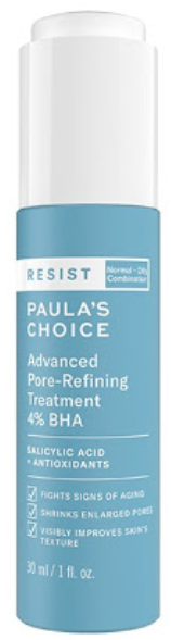 Paula's Choice RESIST Advanced Pore-Refining Treatment 4% BHA эксфолиант 30мл