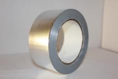 Лента металл (5см*50ярд) серебро