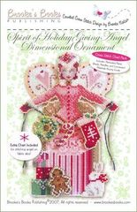 Brooke`s Books Publishing Spirit of Holiday Giving Angel