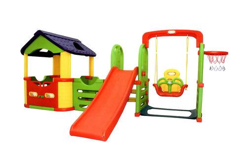 Игровой комплекс Happy Box Multi House JM-804С