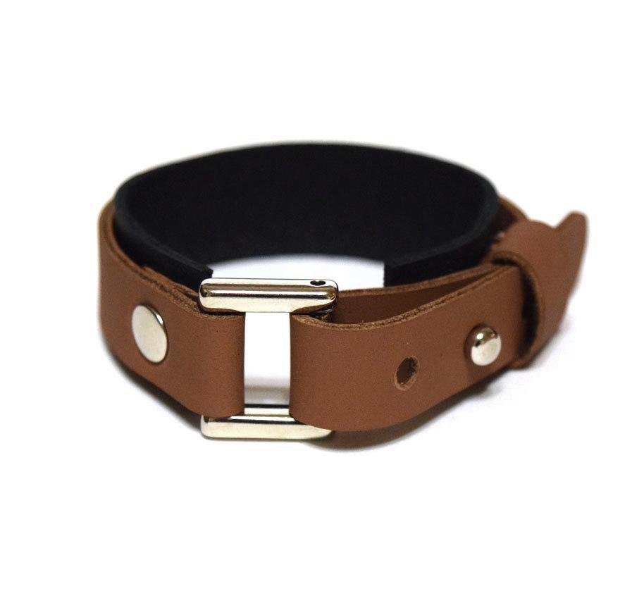 Кожаный браслет TRONIN N-65