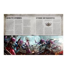 Codex: Genestealer Cults. Кодекс Генокульта
