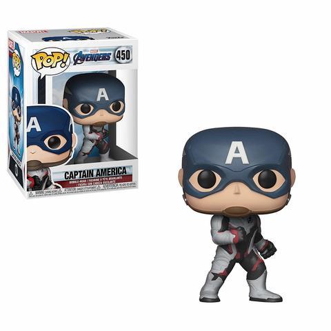 Marvel: Avengers Endgame - Captain America Funko Pop! Vinyl Figure || Капитан Америка