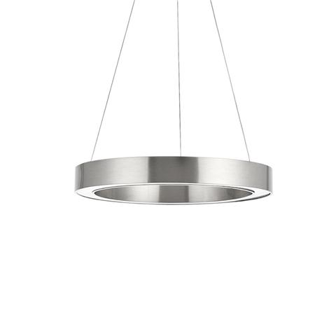 Подвесной светильник копия Light Ring by HENGE D60 (никель)