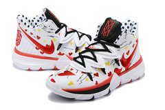 Sneaker Room x Nike Kyrie 5 'White/Red'