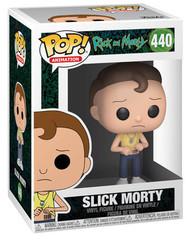 Funko POP! Vinyl: Rick & Morty: Slick Morty