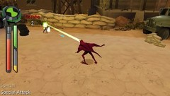 PSP Ben 10 Alien Force (английская версия, б/у)