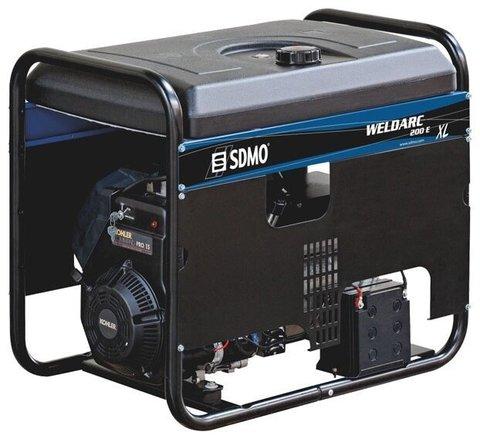Кожух для бензиновой электростанции SDMO WeldArc 200E XL С