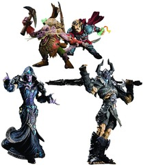WOW World of WARCRAFT Series 8
