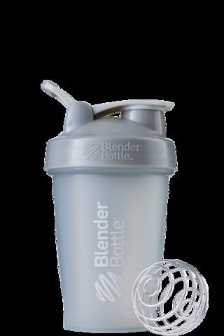 Шейкер спортивный, 591мл, BlenderBottle Classic с венчиком-пружинкой