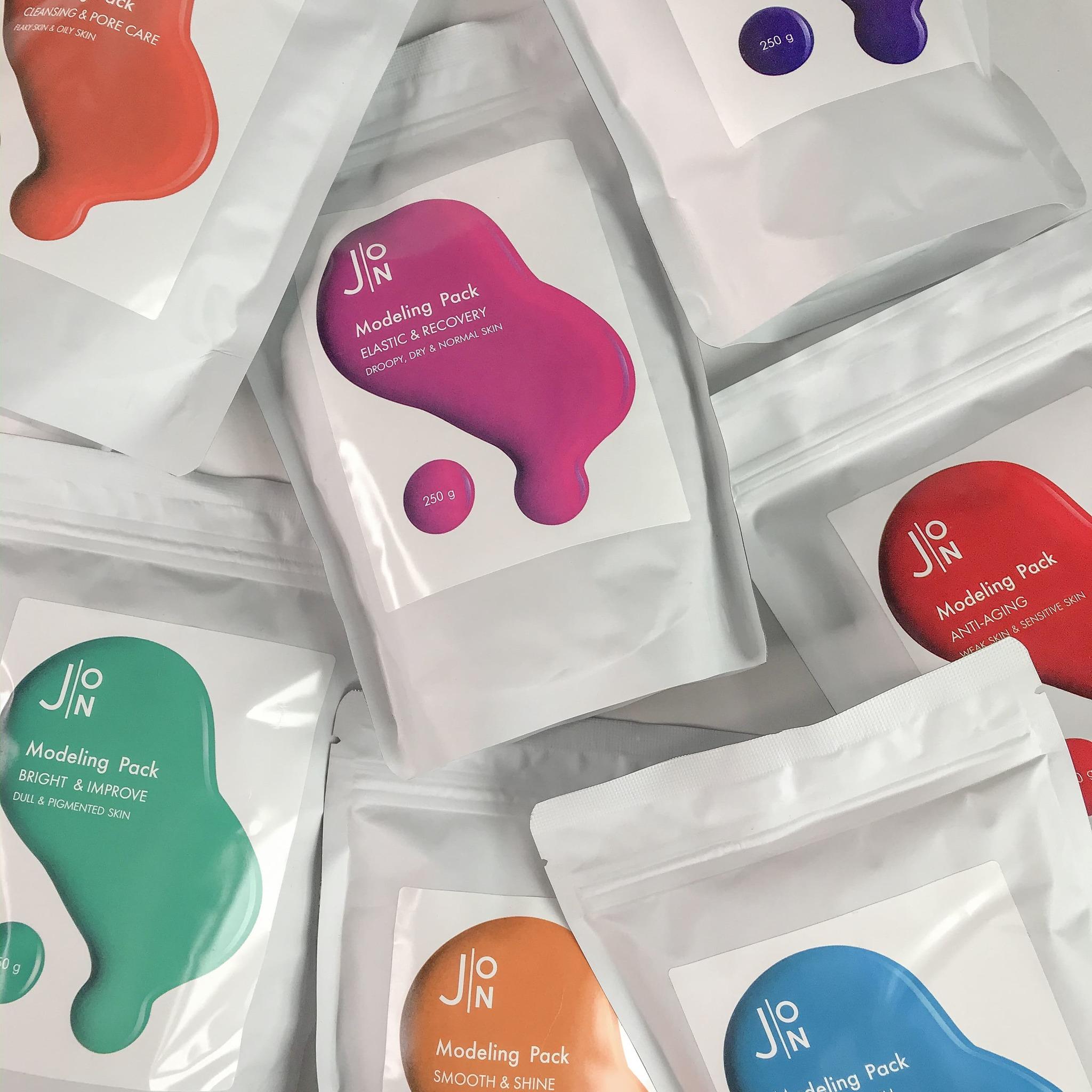 J:ON Anti-Aging Modeling Pack - Альгинатная антивозрастная маска для лица