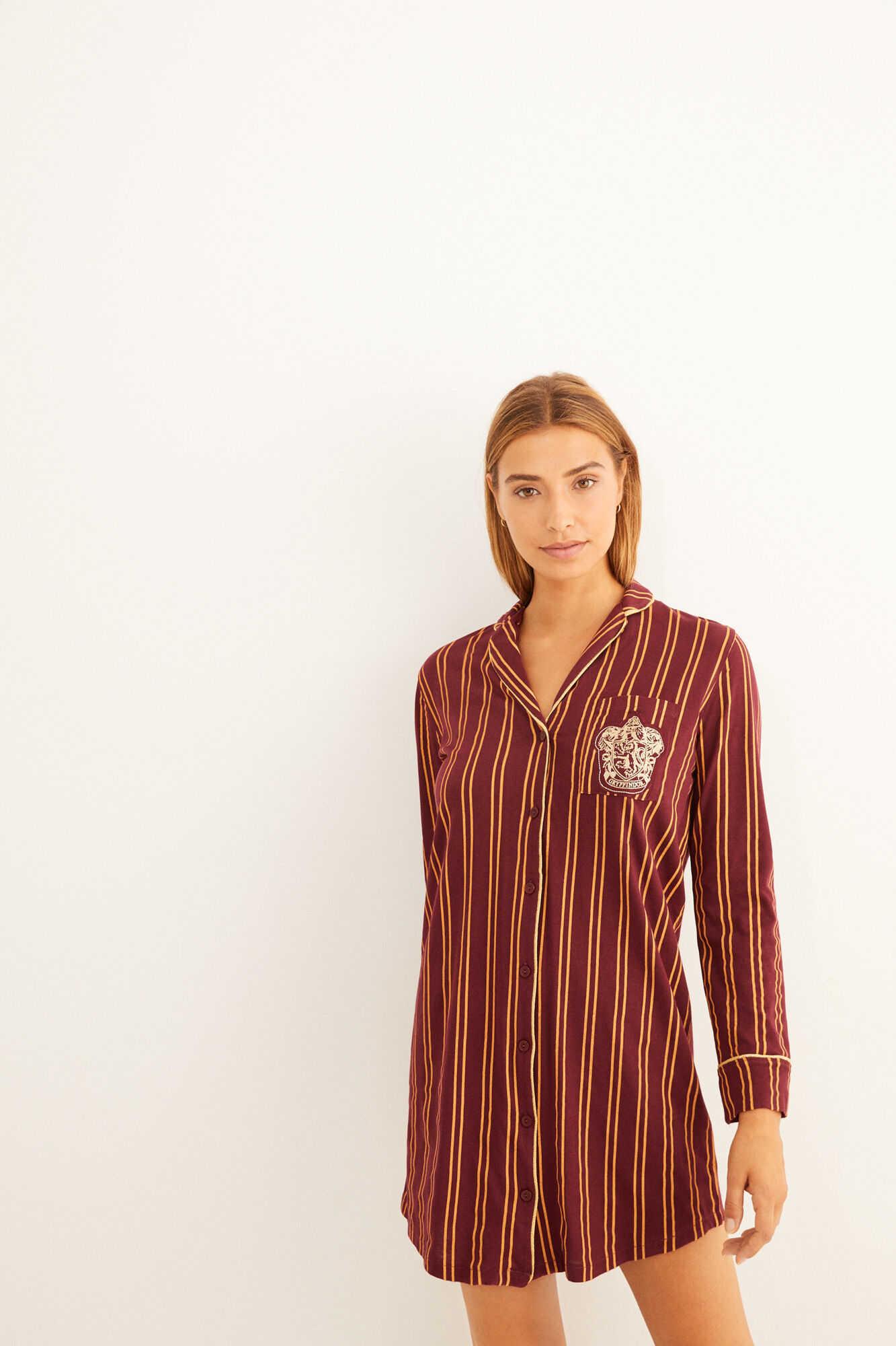 Нічна сорочка в сорочковому стилі «Гаррі Поттер»