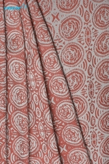 Тканый слинг-шарф Vmeste, М (4,9 м)