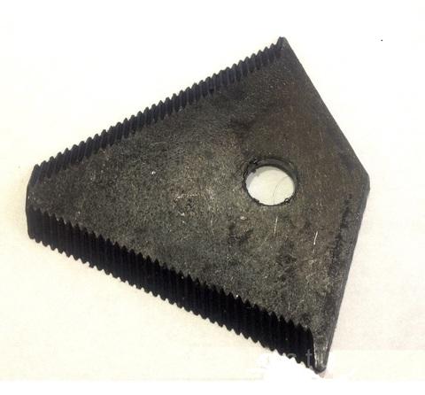 Нож для косилки роторной сегмент