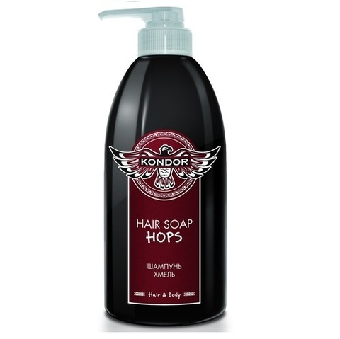 Шампунь для волос Ollin с ароматом Хмеля 300 мл.