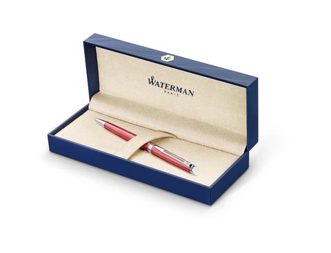 Шариковая ручка Waterman Hemisphere 2018, Coral Pink CT, MBlue123