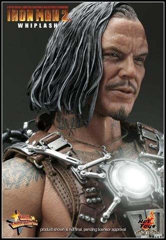 Iron Man 2 Whiplash Movie Masterpiece
