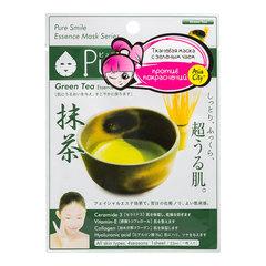 Sunsmile Green Tea Face Mask - Маска для лица с экстрактом зеленого чая
