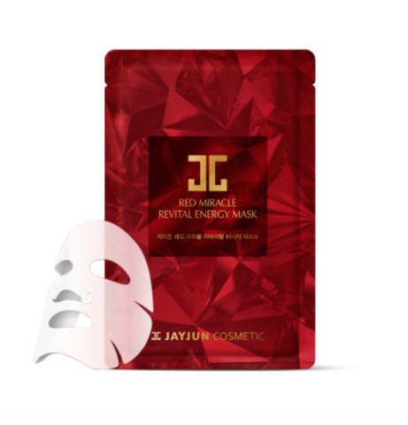 Маска для лица Jayjun Red Miracle Revital Mask
