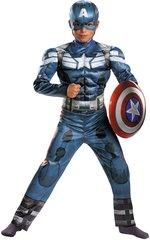 Детский костюм Капитан Америка — Captain America costume