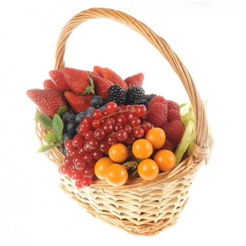 Корзина с фруктами #266