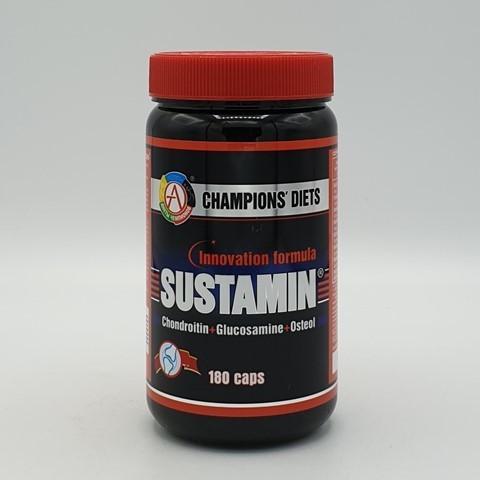 Препарат для суставов и связок, SUSTAMIN, Академия-Т, 180 капс