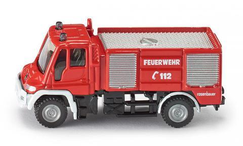 Siku. Пожарная машинка. 1:87