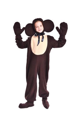 Карнавальный костюм Чебурашка