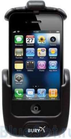 Держатель UNI 8 Take&Talk для  HTC Desire S (BT)