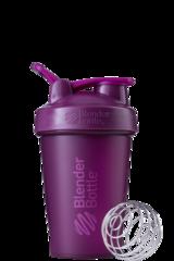 BlenderBottle Classic Шейкер классический с венчиком-пружинкой фиолетовый сливовый 591 мл