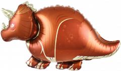 К 36''/91см, Динозавр Трицератопс.