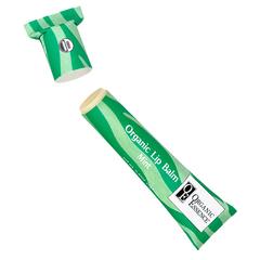 """Органический бальзам для губ """"Мята"""", Organic Essence"""
