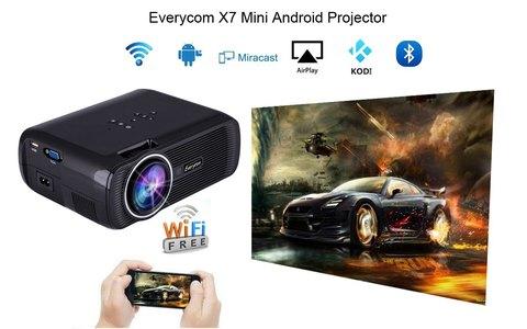 Проектор Everycom X7 Android