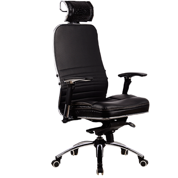 Кресло Samurai-kl-3-cherniy