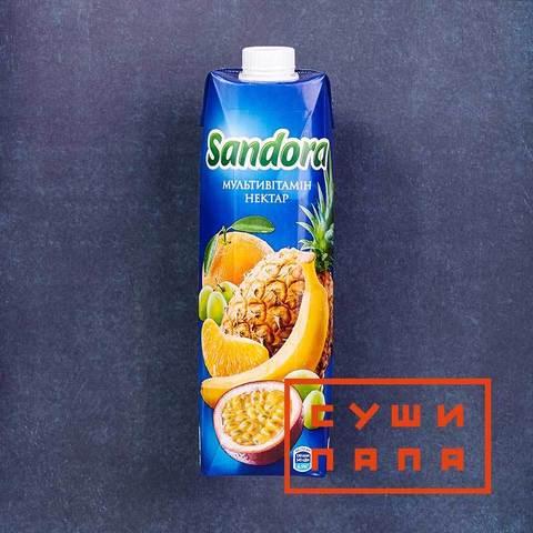 Сок Sandora мультивітамін