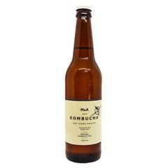Напиток Комбуча  ЗЕЛЕНЫЙ ЧАЙ Royal nut 0,5 стекло