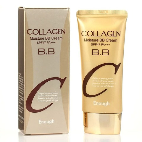 ББ-крем с коллагеном Enough Collagen Moisture BB Cream SPF47 PA+++