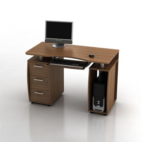 Компьютерный стол ДРОФА КС-12М ноче экко