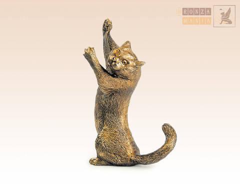 статуэтка Кошка британская