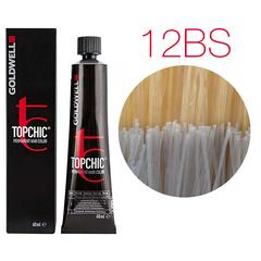 Goldwell Topchic 12BS (серебристо-бежевый блондин) - Cтойкая крем краска