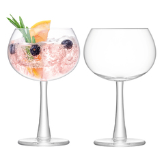 Набор из 2 круглых бокалов «Gin», 420 мл, фото 3