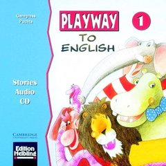 Playway to Eng  1  Stories CD x 1