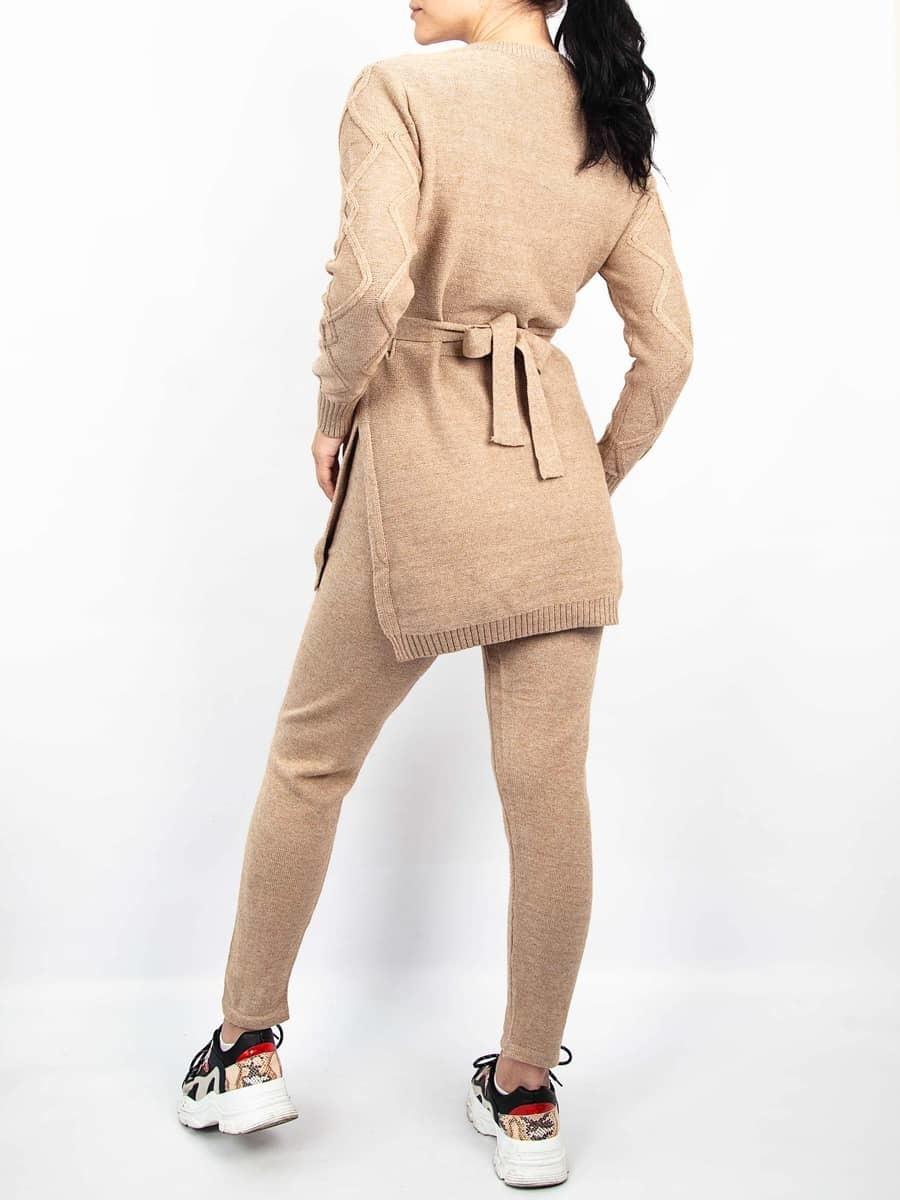 Moda Комплект двойка туника с брюками