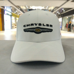 Кепка Крайслер белая (Бейсболка Chrysler)