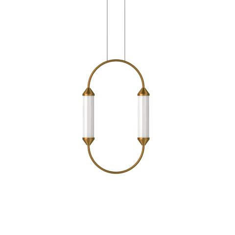 Подвесной светильник копия Cirque 01 by Giopato & Coombes