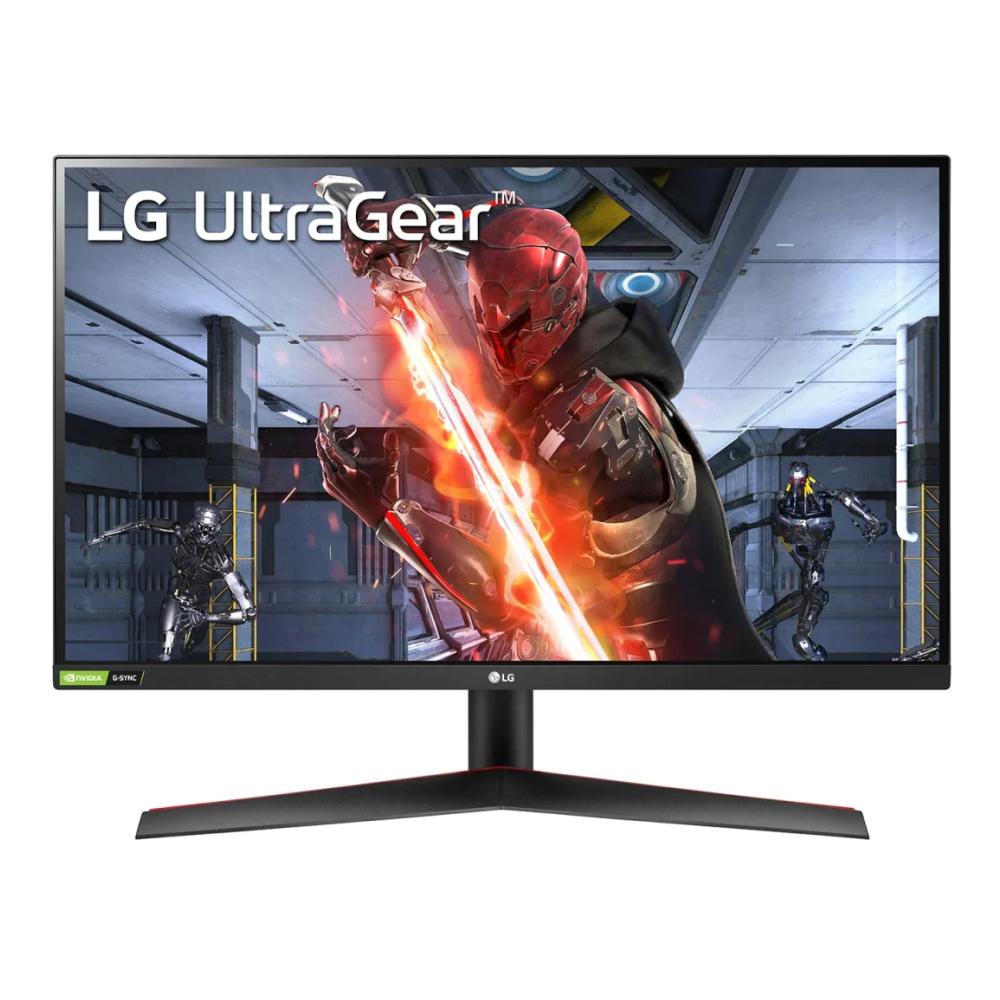 Quad HD IPS монитор LG UltraGear 27 дюймов 27GN800-B