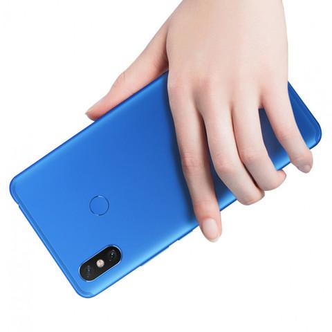 Смартфон Xiaomi Mi Max 3 6 / 128GB (синий)