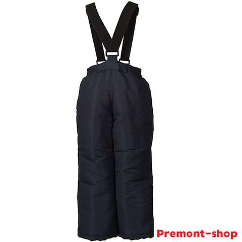 Комплект Mazima куртка и полукомбинезон Лунный лед MW27201 Blue
